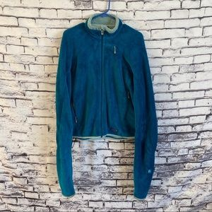 Patagonia R4 Polartec Fleece Zip Up Jacket